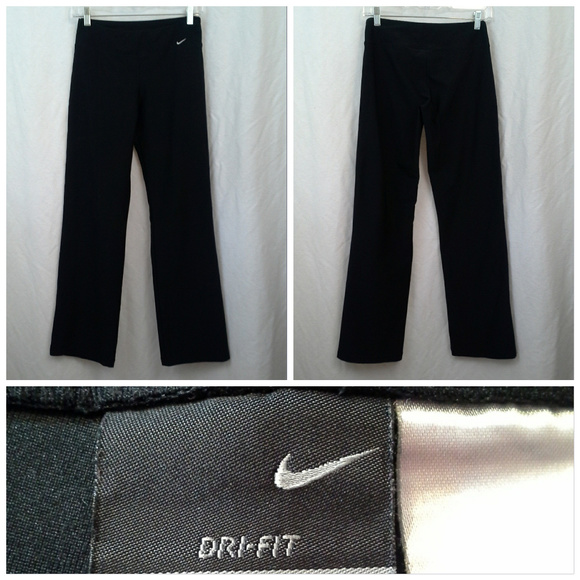 brand new 2020 rock-bottom price Nike womens athletic pants Sz XS (0-2) Tall Black